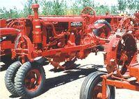 McCormick-Deering Farmall F20 steel