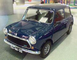 Mini 1000 HL, front