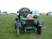 Promotional vehicle - worthingtons - front - Belvoir - DSCF0239