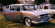 1957 Rambler Rebel front