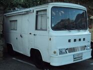 1970s EBRO D154 Camper