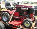 1986 Wheel Horse 520-H garden tractor-s
