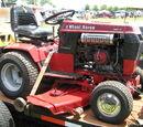 Wheel Horse tractors