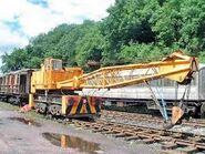 Coles Ranger Railcrane Diesel