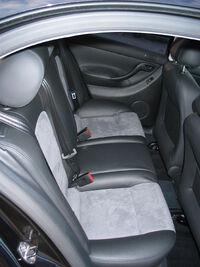 SEAT Leon Mk1 rear seats