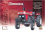 Sonalika DI 750 II (red)-2007