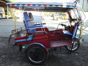 Tricycle-Philippines-Dumaguete