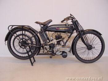 Zenith JAP 346 cc 1924