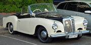 1955-1957 Daimler Conquest (Mark II) Century drophead coupe (2011-03-23) 01