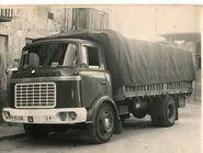 1970s Barreiros Halcon Diesel Cargolorry