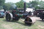 Aveling & Porter no. 10762 - RR - Ebenezer - MF 4008 at Tinkers Park 2010 - IMG 6550