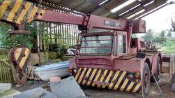 BHCC Iron Faiy Garnet Diesel