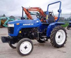 Europard 200 (blue) - 2005