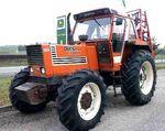 Fiat Someca 1180 DTH MFWD - 1980