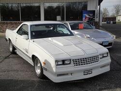 Flickr - DVS1mn - 86 Chevrolet El Camino SS (4)
