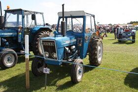 Ford 3600 - at Barleylands 2011 - IMG 6336
