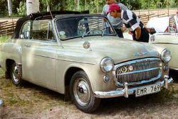 Hillman Minx Mark VIII Cabriolet 1955