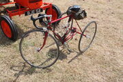 Modern tricycle - Higgins Ultralite - IMG 8927