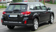 Subaru Outback IV 2.0D AWD Active rear 20100613