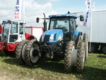 Tractor at Werktuigendagen 2005