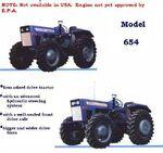 CDHL SDM654 MFWD