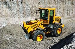 CUKUROVA 940 wheel loader