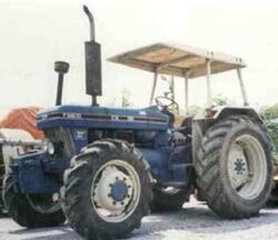 Daedong F6610 III MFWD (Ford)