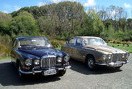 Daimler Sovereign - Jaguar 420