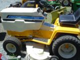 International Cub Cadet 1650