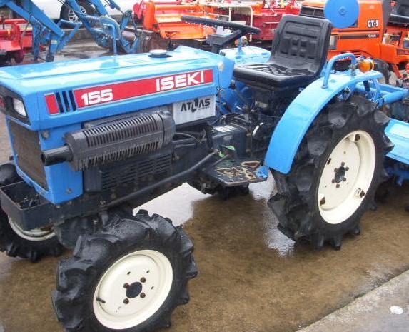 iseki 155 tractor construction plant wiki fandom powered by wikia rh tractors wikia com Iseki 2 Cylinder Tractor Iseki Parts Online
