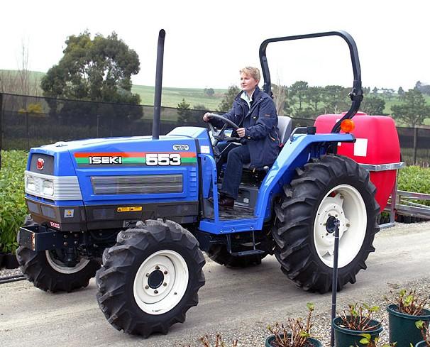 iseki tk553 tractor construction plant wiki fandom powered by rh tractors wikia com