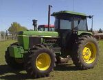 JD 3550 MFWD - 1996