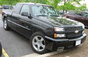 03-05 Chevrolet Silverado SS