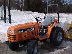 AGCO ST30 - 2001