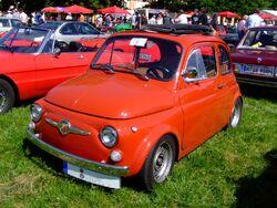 Abarth-Fiat 500 1973
