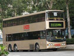 B10TL bus with voglren body