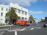 Fire Incident Control Unit Auckland