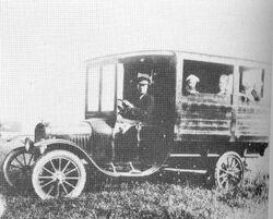 Ford TT ombyggd