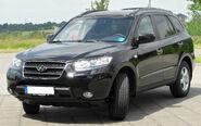 Hyundai Sante Fe II front 20100613