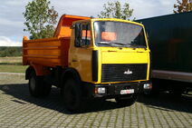 MAZ truck 2