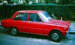 Mazda 1000 4 door