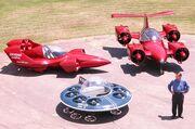 Moller Skycars