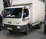 Otoyol Iveco 35-9 truck