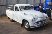 Standard Vanguard pick up at Donnington Park 09 - IMG 6101small