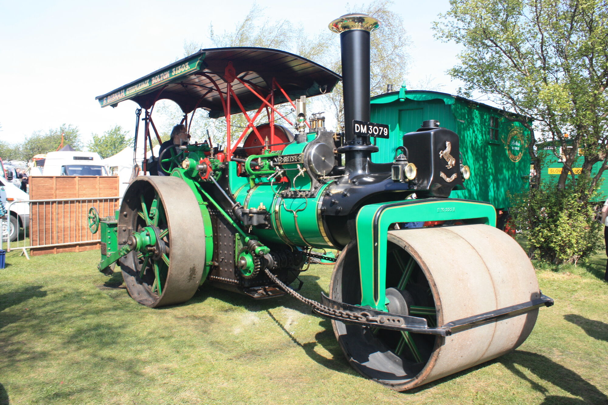 Aveling porter no 7632 tractor construction plant wiki fandom powered by wikia - Porter international wiki ...