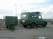 PORTARO 240D 2500 Diesel 4X4 de 1982