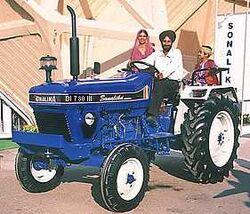 Sonalika International DI 730 III-2002