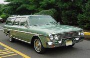 1964 Rambler Classic 770 wagon-green