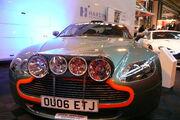Aston Martin Vantage Rally GT