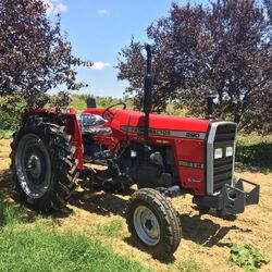 Fatih Tractor 290 - 2016